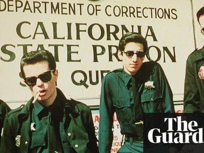 Johnny Strike: the brutal punk rocker who made Crime pay