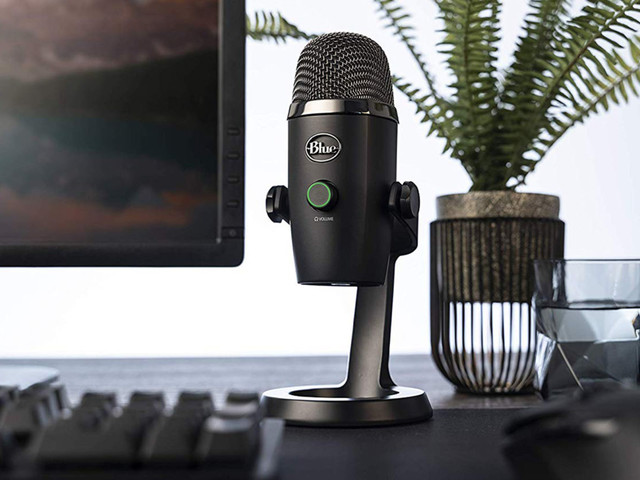 Complete Your Streaming Setup With This Prime Day Blue Yeti Microphone Sale