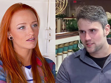 'Teen Mom OG's Maci Bookout Reveals Why It's Still So Hard To Co-Parent With Ryan Edwards
