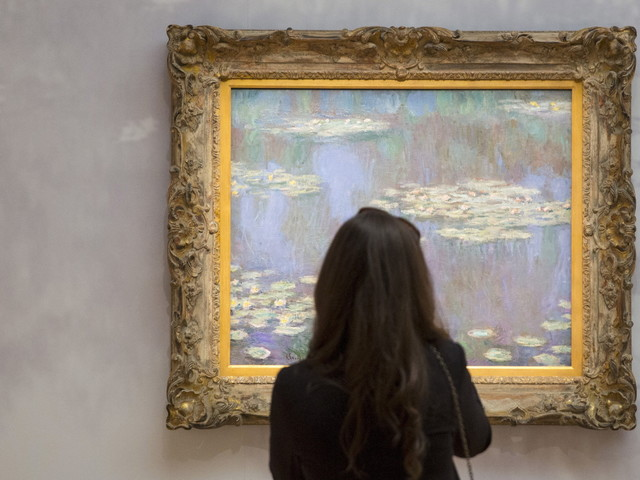 Claude Monet And The 'Old Age Style'
