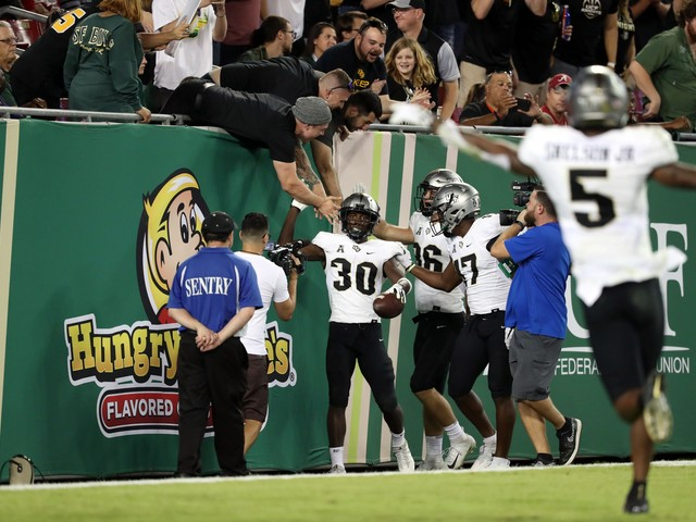Group of Five preseason power rankings have Central Florida and Army leading way