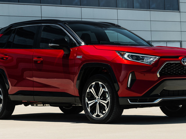 Toyota RAV4 Prime Starts At $38,100 – Is Faster And More Eco-Friendly Than Originally Estimated