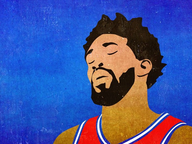 The Sixers Will Go As Far As Joel Embiid Can Carry Them