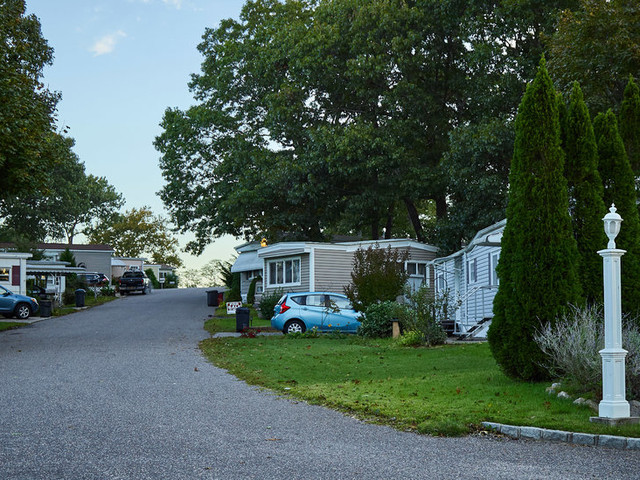 New York to Settle Inquiry of Rent-to-Own Trailer Park Firms