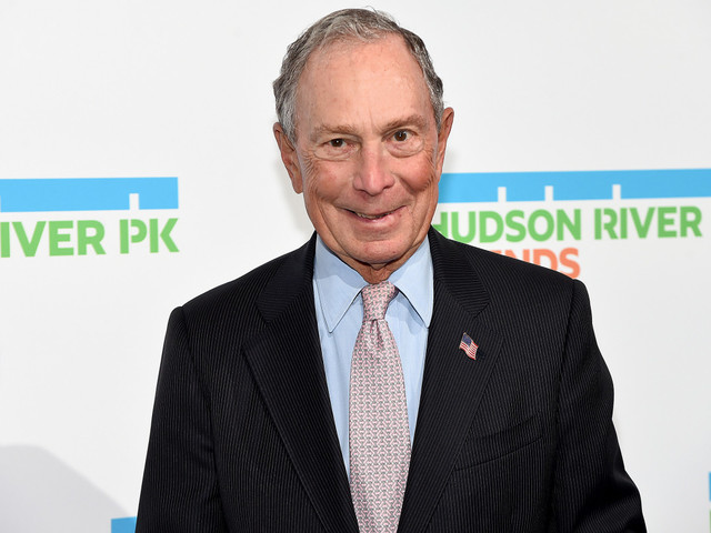 Michael Bloomberg dismisses talk of a presidential run