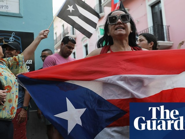 Puerto Rico: new protests loom against governor's sexist and homophobic texts