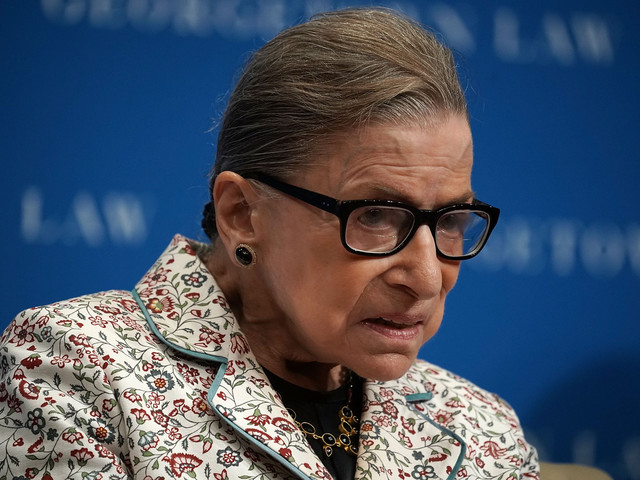'Evening With Justice Ruth Bader Ginsburg' Canceled At Skirball Cultural Center