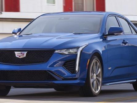 Road Tests: 2021 Cadillac CT4-V