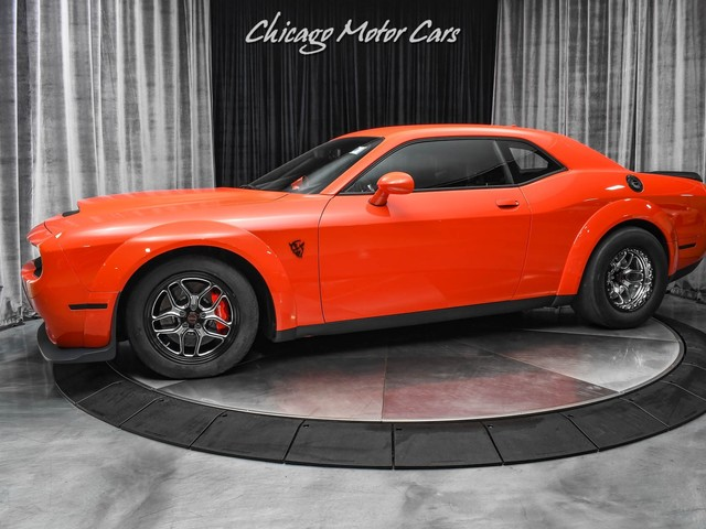 2018 Dodge Challenger SRT Demon 1000+HP Over $50k+ in Upgrades! Only 1500 Miles!