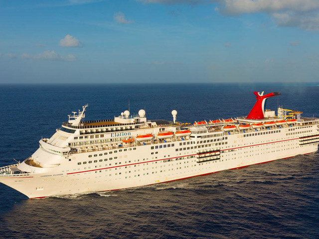 Carnival Elation to replace Carnival Sunshine at Port Canaveral
