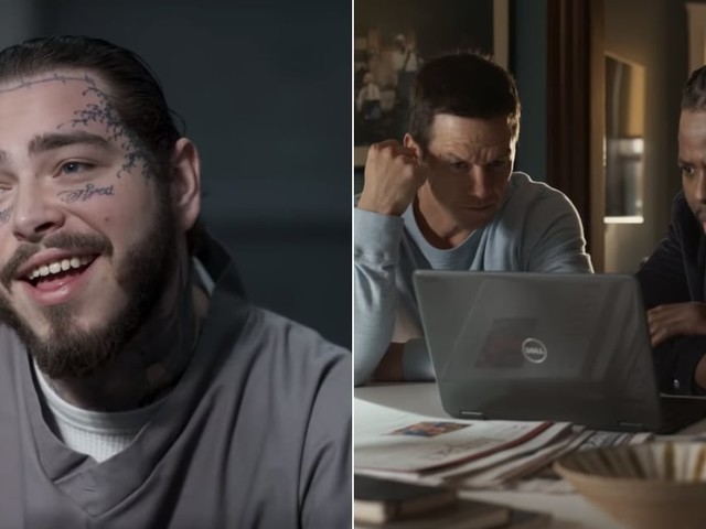 Yes, That's Post Malone Starring in an Action Movie With Mark Wahlberg and Winston Duke