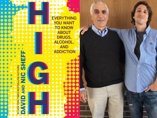 David and Nic Sheff Help Adolescents Navigate Drugs, Alcohol, and Addiction in New Book