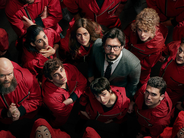 'Money Heist' Counts These Celebs As Fans - Read Tweets!