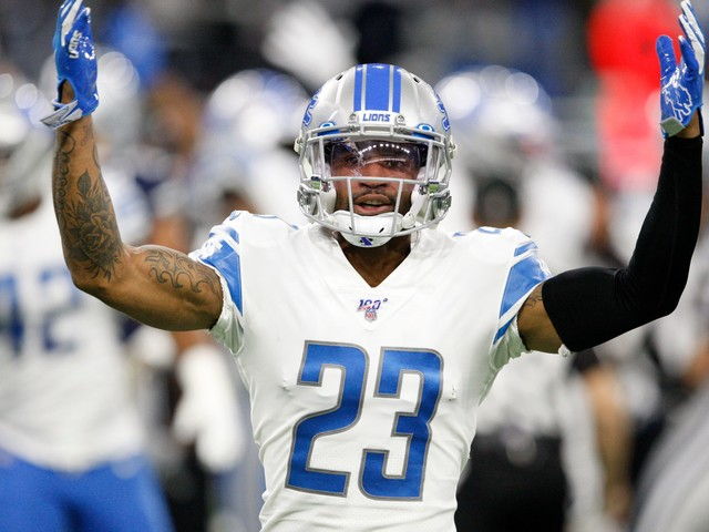 Detroit Lions have spoken to 'multiple teams' about Darius Slay trade, per report