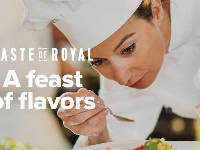 Royal Caribbean to offer prix-fixe specialty restaurant lunch experience