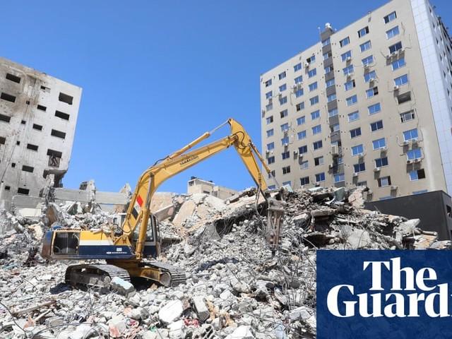 Israel and Hamas attacks in May could be war crimes, says rights body