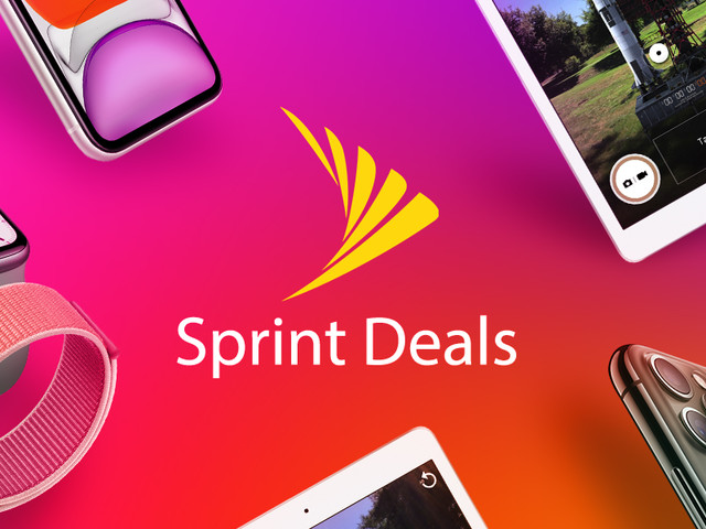 Deals Spotlight: Sprint Offers Savings on iPhone XR, iPhone 11, 10.2-Inch iPad, and Apple Watch Series 5