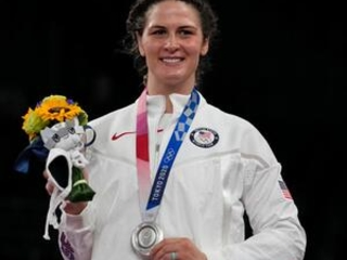 USA's Gray loses 76kg final to Germany's Rotter-Focken