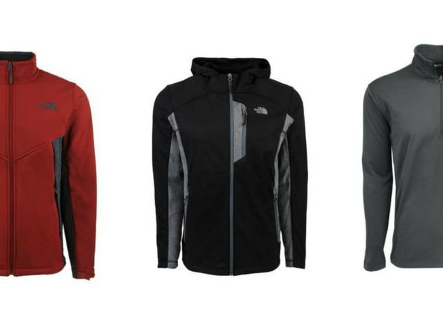 Proozy: Men's North Face Jackets Starting at $38.99