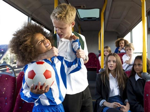 School Bus Bullying