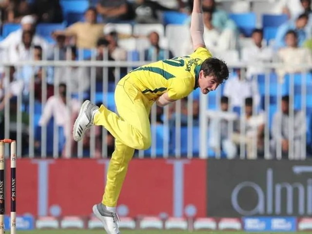 Jhye Richardson Added To Australia ODI Squad For South Africa Tour