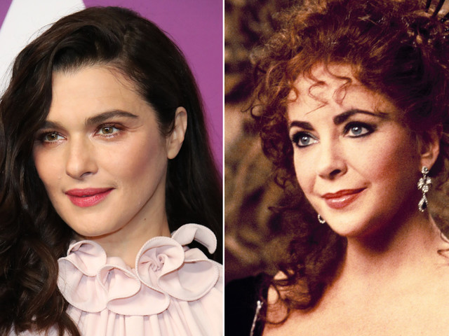 Can Rachel Weisz deliver as Elizabeth Taylor in biopic?