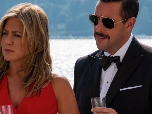 Critics hated Adam Sandler's movie 'Murder Mystery,' but we just got more evidence audiences loved the Netflix comedy