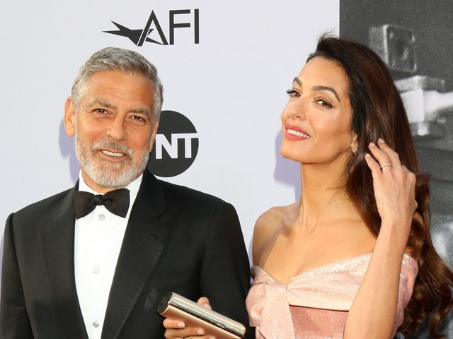 Amal And George Clooney Living Separate Lives Due To Busy Careers?