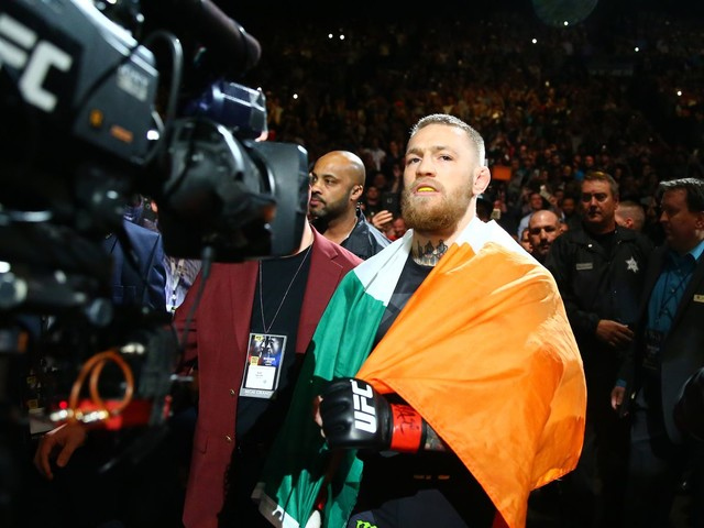 Feature: The rebellious roots of Conor McGregor's walkout song