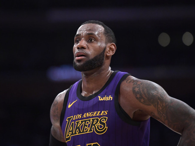 LeBron James says he was 'literally shedding tears' when he found out that Nike would be naming a new building after him