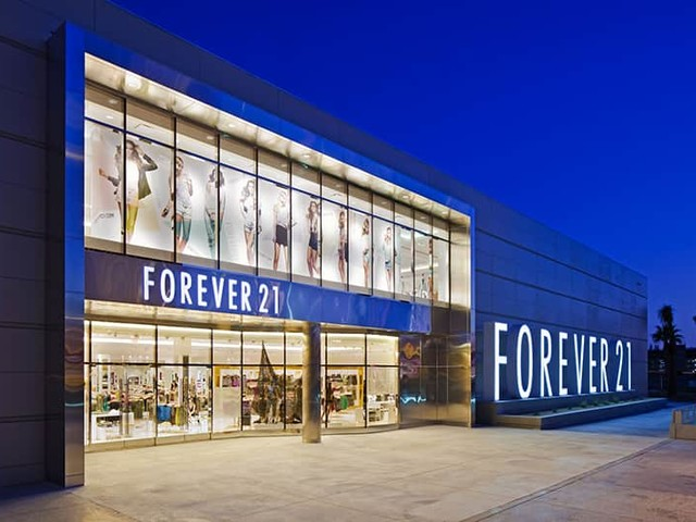 Forever 21 becomes the latest retail chain to suffer a security breach