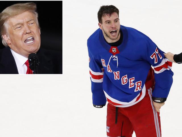 Rangers star Tony DeAngelo deletes Twitter account after Trump ban