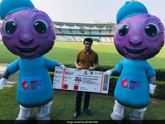 """""""Great"""" Virat Kohli Will Get Full House At Eden Gardens: Sourav Ganguly"""