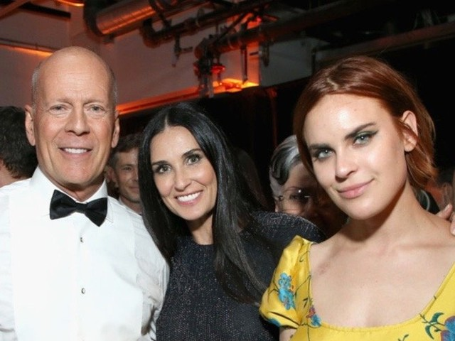 Demi Moore And Bruce Willis Staging An Intervention For Daughter Tallulah?
