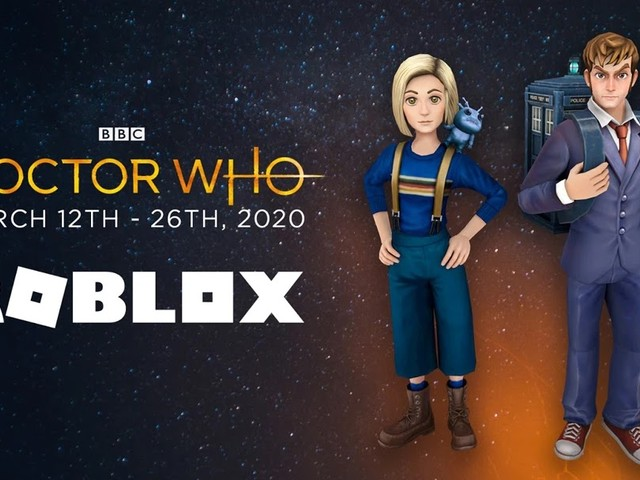 BBC Studios bring Doctor Who to Roblox
