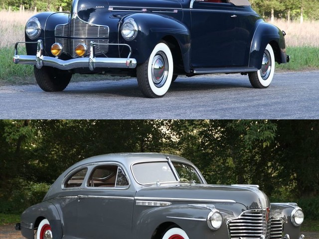 This or That: 1940 Dodge D-14 DeLuxe or 1941 Buick Special 46S?