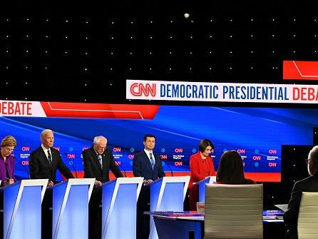 Smith: A Veteran's Perspective – None of the Democrat Candidates Are Fit to Lead