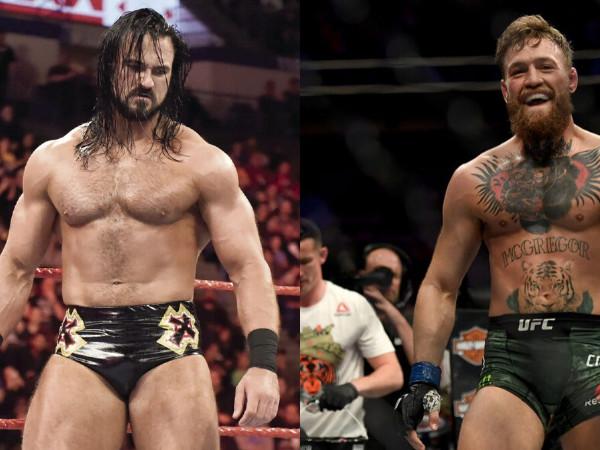 UFC 257: WWE Superstar Drew McIntyre Trolls Conor McGregor