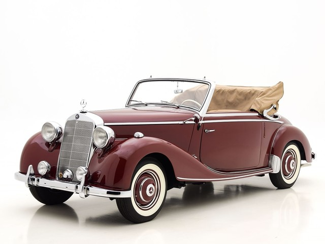 1951 Mercedes-Benz 170