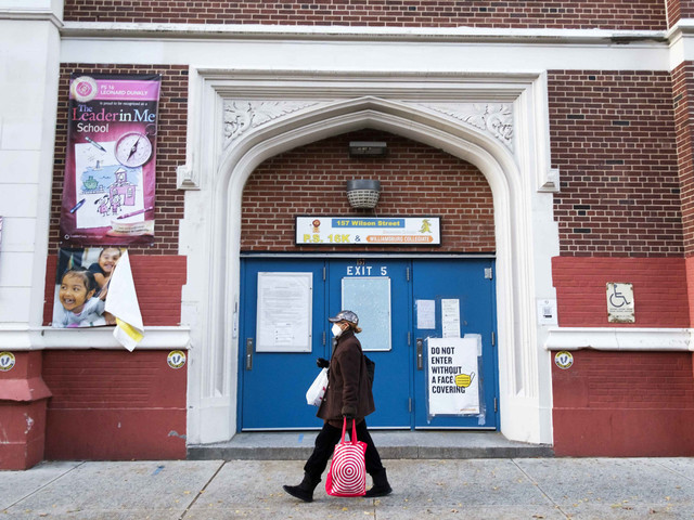 Number of COVID-19 cases in NYC schools grows to 2,400