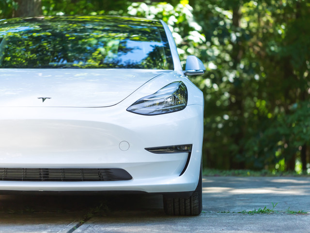 Tesla's Model 3 is luring customers away from luxury brands like BMW and Audi