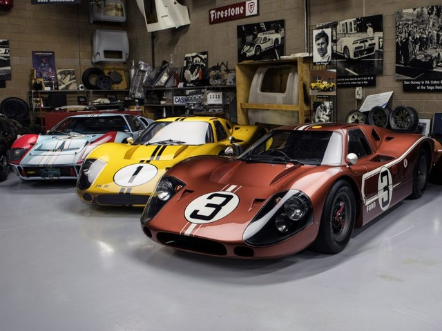 Up close with legends – Shelby American soiree set for September 1