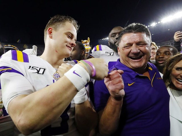 LSU Stared the Alabama Death Machine in the Face and Survived