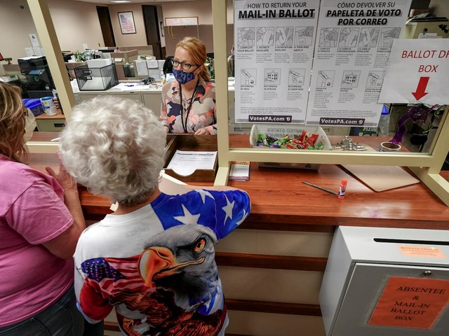 Amid fears of Election Day chaos, one county prepares for anxious days after the vote