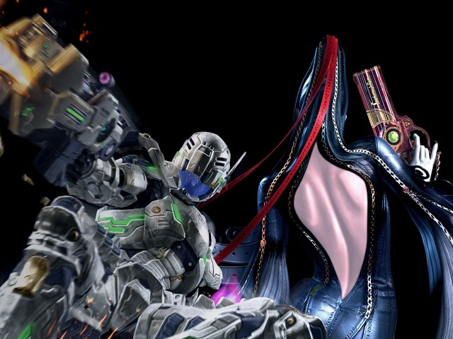 Bayonetta & Vanquish 10th Anniversary Bundle Is Now Available For Digital Pre-order And Pre-download On Xbox One
