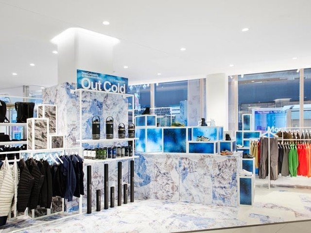 Nordstrom launches series of new men's retail concepts