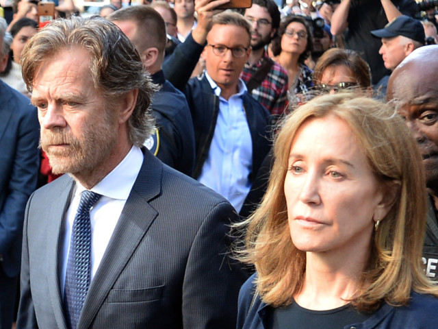New Photo of Felicity Huffman in a Prison Uniform Surfaces