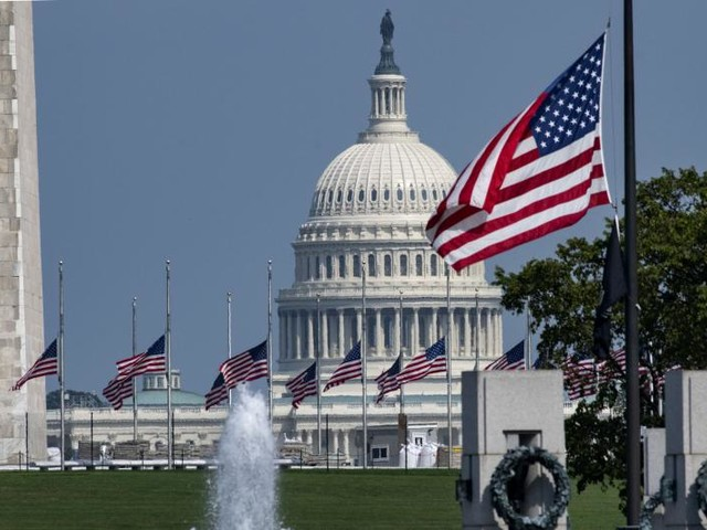 Gallup poll: Most Americans oppose statehood for Washington, D.C.