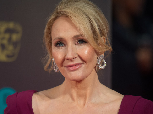 J.K. Rowling Suggests To Roy Moore That God Is A Black Woman