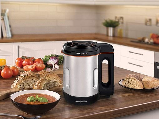 Easy, healthy soups in just 20 minutes: Why this Morphy Richards Soup Maker is an Amazon bestseller